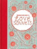 Shakespeare's Love Sonnets (Hardcover)