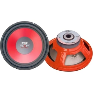 Pyle PLW15RD Woofer - 1000 W PMPO - 1 Pack