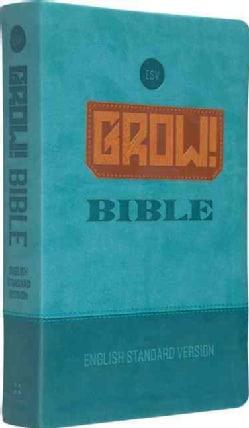 Grow! Bible: English Standard Version, Blue, Trutone (Paperback)