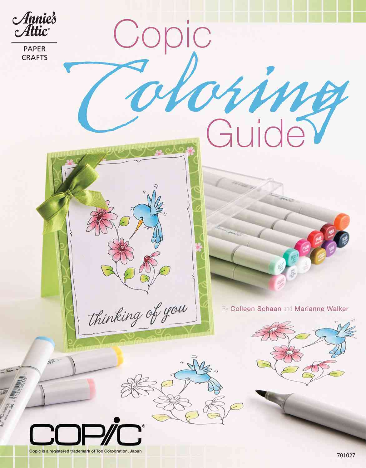 Copic Coloring Guide (Paperback)