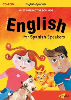 English for Spanish Speakers (CD-ROM)