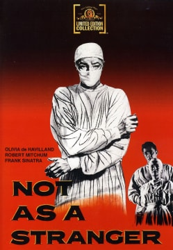 Not As A Stranger (DVD)