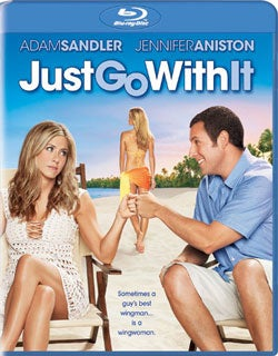 Just Go with It (Blu-ray Disc)