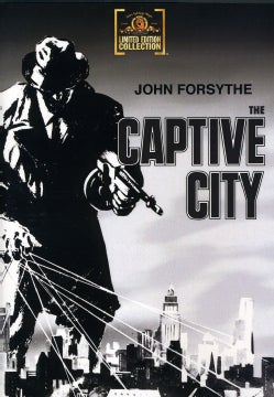 The Captive City (DVD)