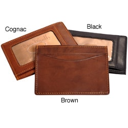 Tony Perotti Prima Weekend Men's Leather Wallet with Credit Card Slots