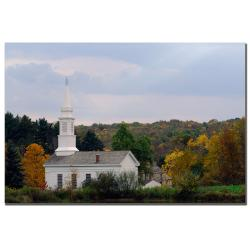Kurt Shaffer 'Pastoral Beauty' Canvas Art