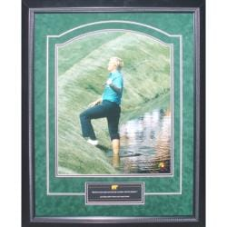 Steiner Sports Jack Nicklaus '1984 Masters Shot From Water' Framed 16x20 Photo