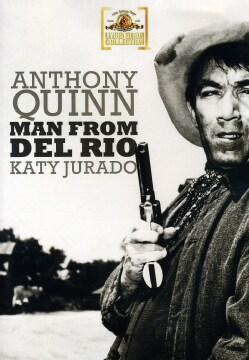Man From Del Rio (DVD)