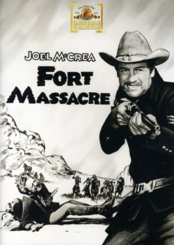 Fort Massacre (DVD)