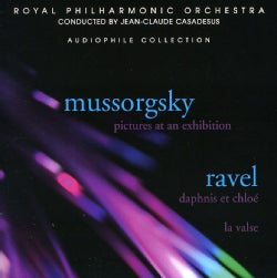 Jean-Claude Casadesus - Mussorgsky/Ravel: Pictures at an Exhibition/Daphnis Et Chloe