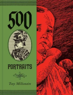 500 Portraits (Hardcover)