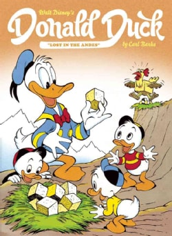 Walt Disney's Donald Duck: Lost in the Andes (Hardcover)