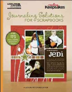 Journaling Solutions for Scrapbooks (Paperback)