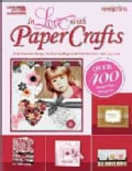 In Love With Paper Crafts (Paperback)