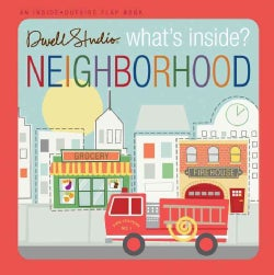 What's Inside? Neighborhood (Hardcover)