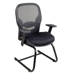 Office Star Breathable Mesh Back and Seat Managers Chair