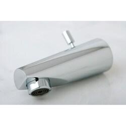 Deco Solid Brass Chrome Diverter Tub Spout