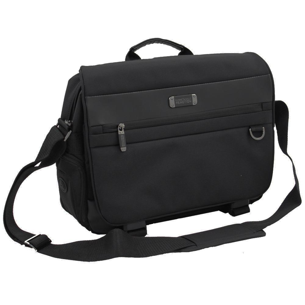 Kenneth Cole Reaction R-tech Flap-over 15.4-inch Laptop Briefcase