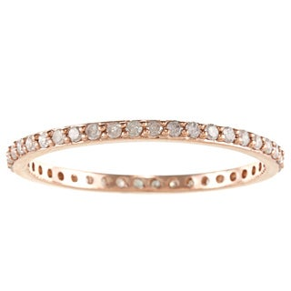 Beverly Hills Charm 10k Gold 1/3ct TDW Diamond Wedding Band (H-I, I2-I3)