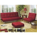 Silverado Canyon Sofa, Chair and Ottoman Set