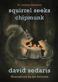 Squirrel Seeks Chipmunk: A Modest Bestiary (Paperback)