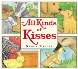 All Kinds of Kisses (Hardcover)