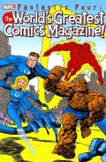 Fantastic Four: The World's Greatest Comics Magazine (Hardcover)
