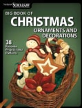 Big Book of Christmas Ornaments and Decorations: 37 Favorite Projects and Patterns (Paperback)