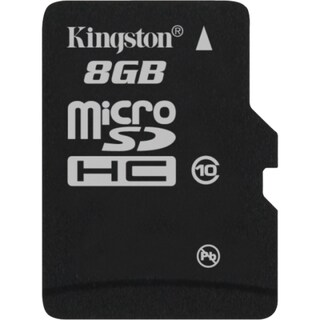 Kingston SDC10/8GB 8 GB microSD High Capacity (microSDHC)