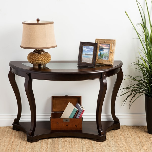 Geurts Espresso Sofa Table