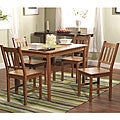 Bamboo 5-piece Dining Set
