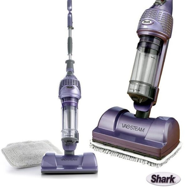 Shark MV2010 Vac-then-Steam 2-in-1 Vacuum/ Steam Mop ...