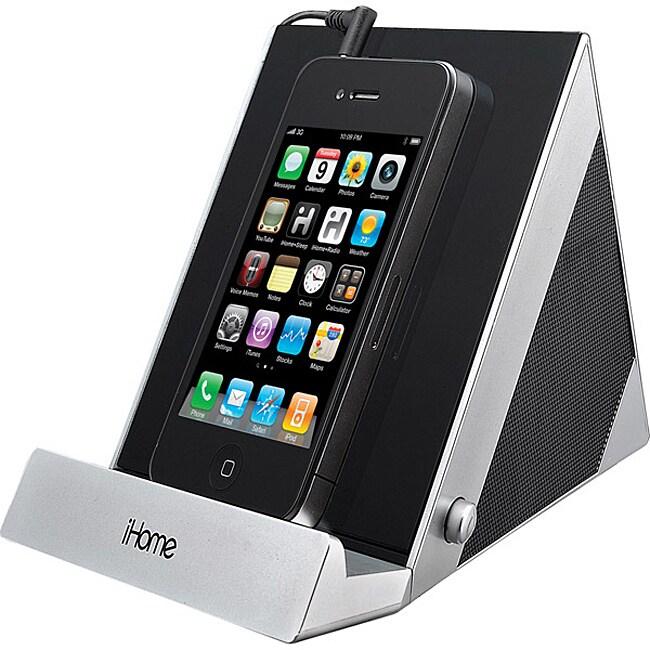 iHome iDM3 MP3 Stereo Speaker System