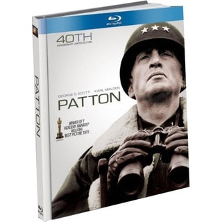 Patton - Limited Edition DigiBook (Blu-ray Disc)