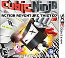 NinDS 3DS - Cubic Ninja - By Ubisoft