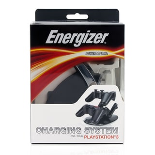 Energizer Power & Play for PS3 Charging System