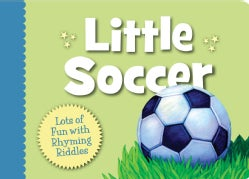 Little Soccer (Board book)