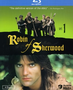 Robin of Sherwood Set 1 (Blu-ray Disc)