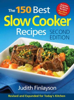 150 Best Slow Cooker Recipes (Paperback)