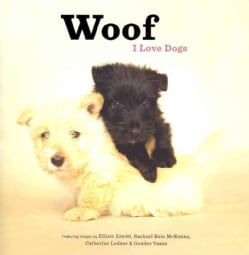 Woof: I Love Dogs (Hardcover)