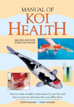 Manual of Koi Health (Paperback)
