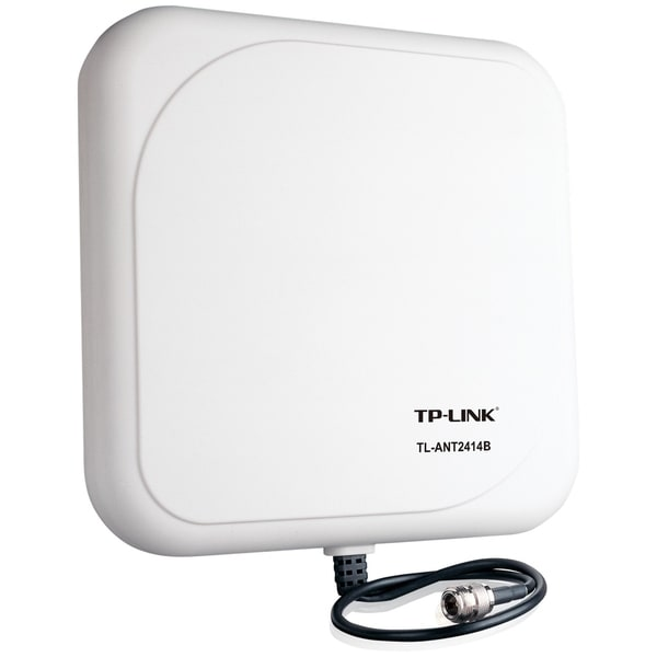 TP-LINK TL-ANT2414B 2.4GHz 14dBi Outdoor Directional Antenna, N Femal