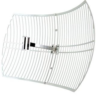 TP-LINK TL-ANT2424B 2.4GHz 24dBi Directional Grid Parabolic Antenna,