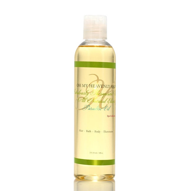 OMHH Fabulously Therapeutic Vegan All Natural Vanilla Breeze 8-ounce Elixir Paradise Oil