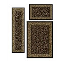 Caroline Floral Rugs (Set of 3)