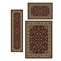 Caroline Sarouk Olefin Rugs (Set of Three)