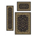 Caroline Sarouk Traditional Rugs (Set of 3)