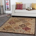 Alise Multi Abstract Rug (5' x 7')