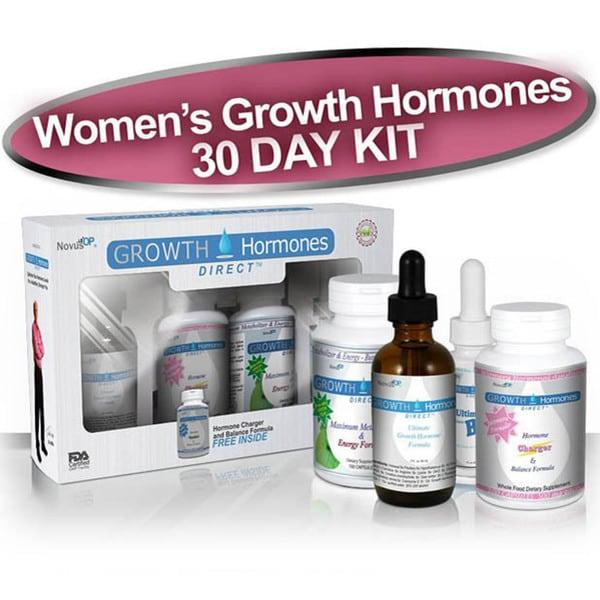 HGH Female Growth Hormone Formula 30-day Kit