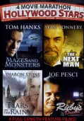 Hollywood Stars Collection: Mazes & Monsters/Next Man/Tears in Rain/Rubys Dream (DVD)